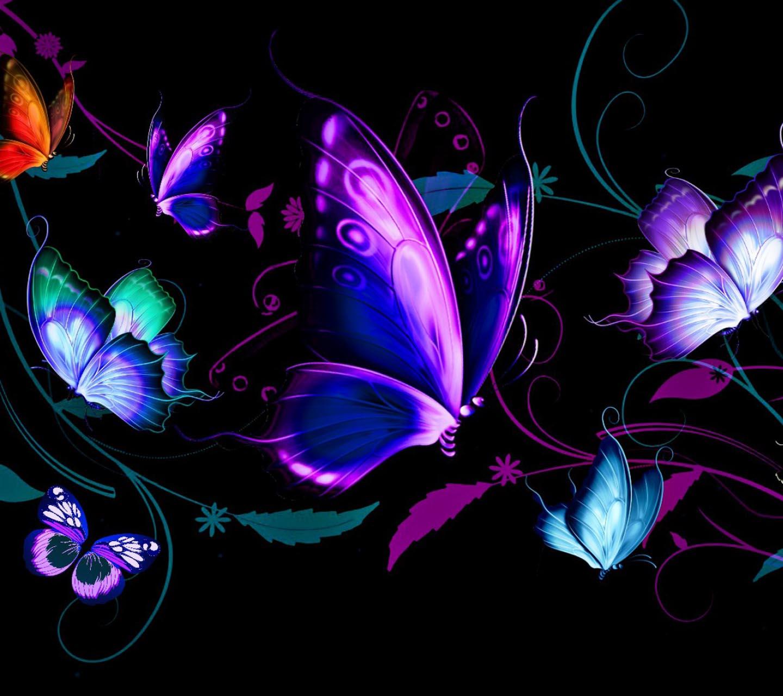 Обои - Бабочки