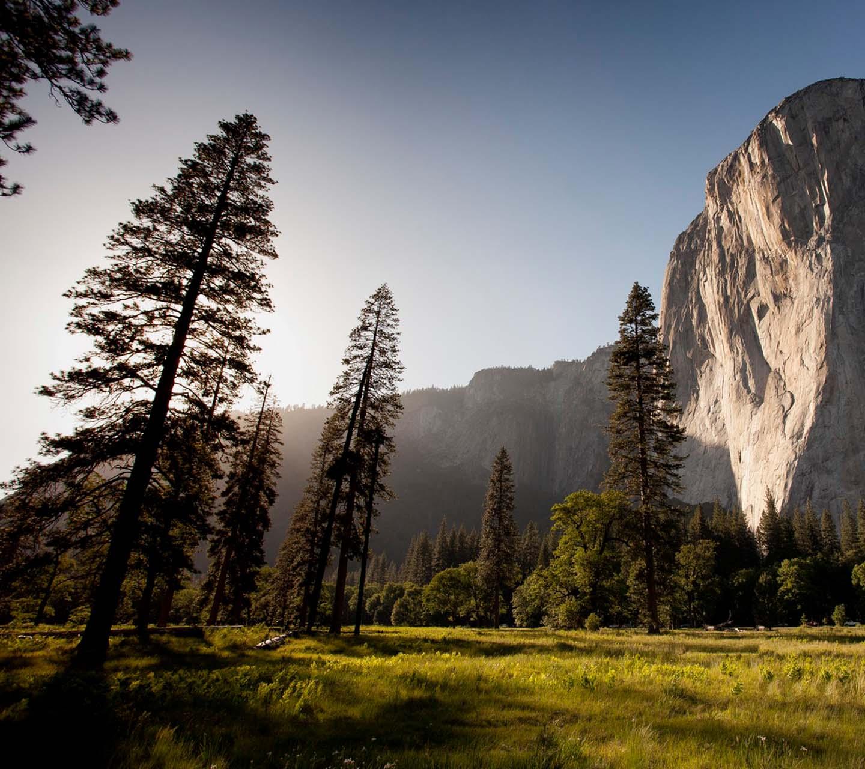Обои на рабочий стол - Национальный парк Йосемит