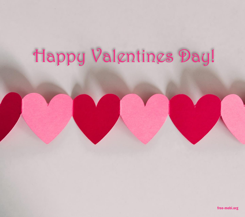 Обои - День всех Влюбленных 14 февраля