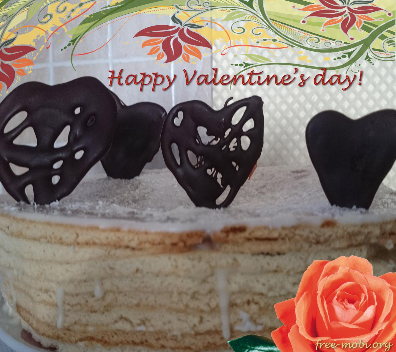 Обои - День всех Влюбленных