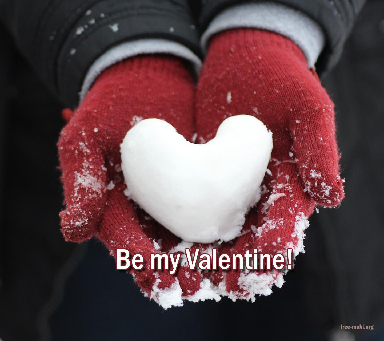 Обои - Счастливого дня св Валентина