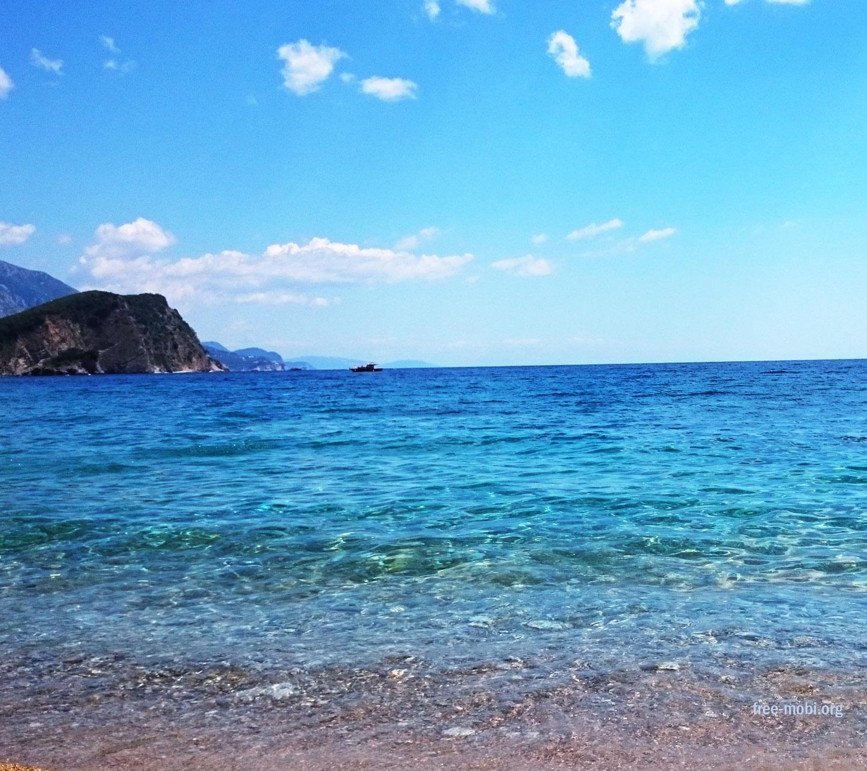 Обої - Пляж