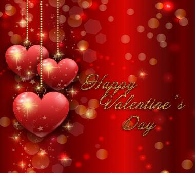 Сердечка на день святого Валентина mini