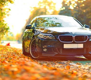 Машина - BMW mini
